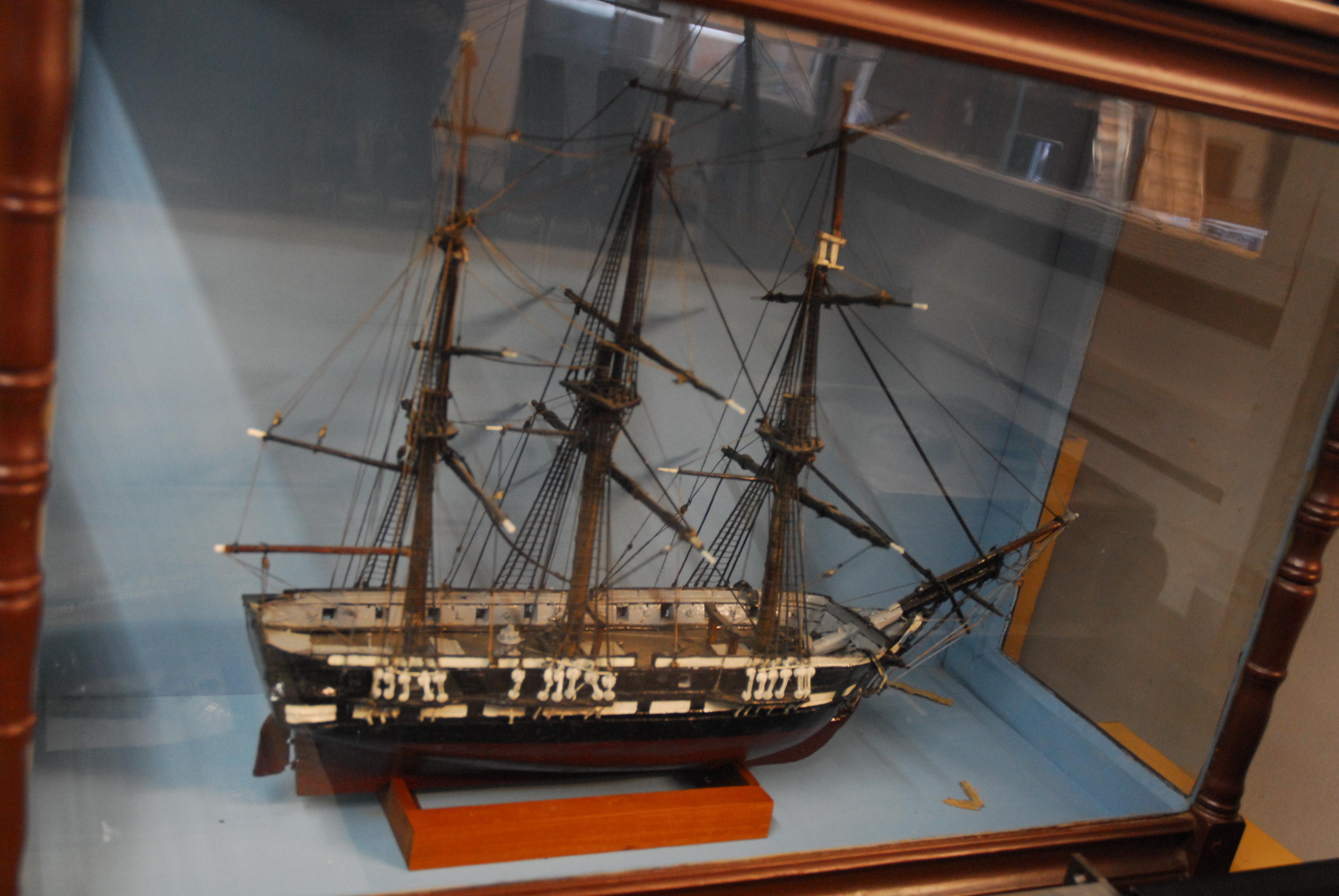 zeilschip, 3-mast volschip, Fregat