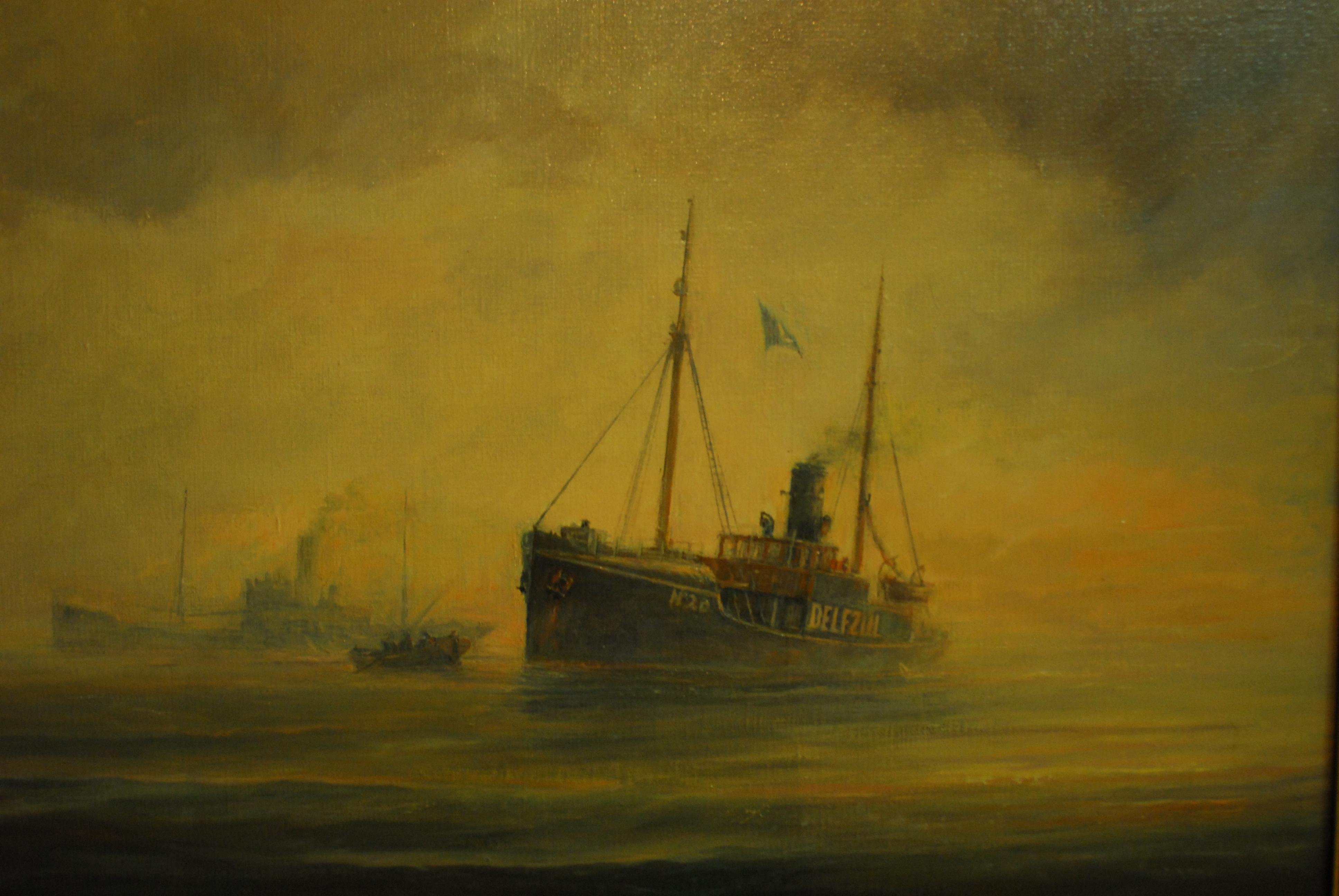stoomloodsvaartuig nr. 21