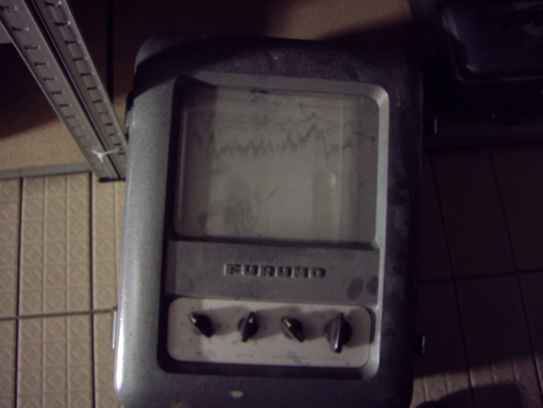 echolood, nr. geen, merk Furuno, type geen nummer